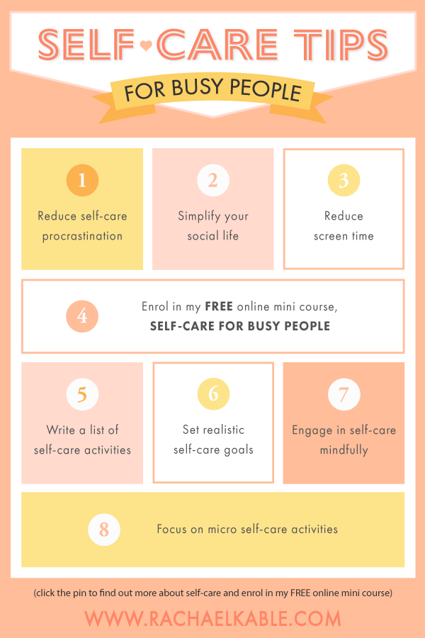Care tips self What is