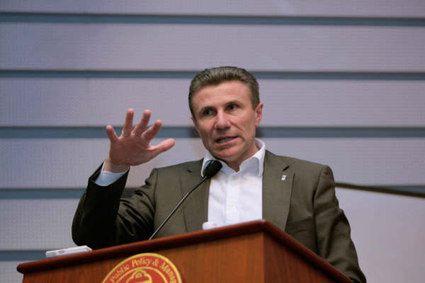 """""""Calacus has supported my initiatives around the world, providing media relations consultancy and event management support. Calacus has done an excellent job managing all aspects of the project and provided first class media coverage in a variety of international markets. I have been delighted with the advice and contribution Calacus has made to my work."""" - — Sergey Bubka, IOC Member"""