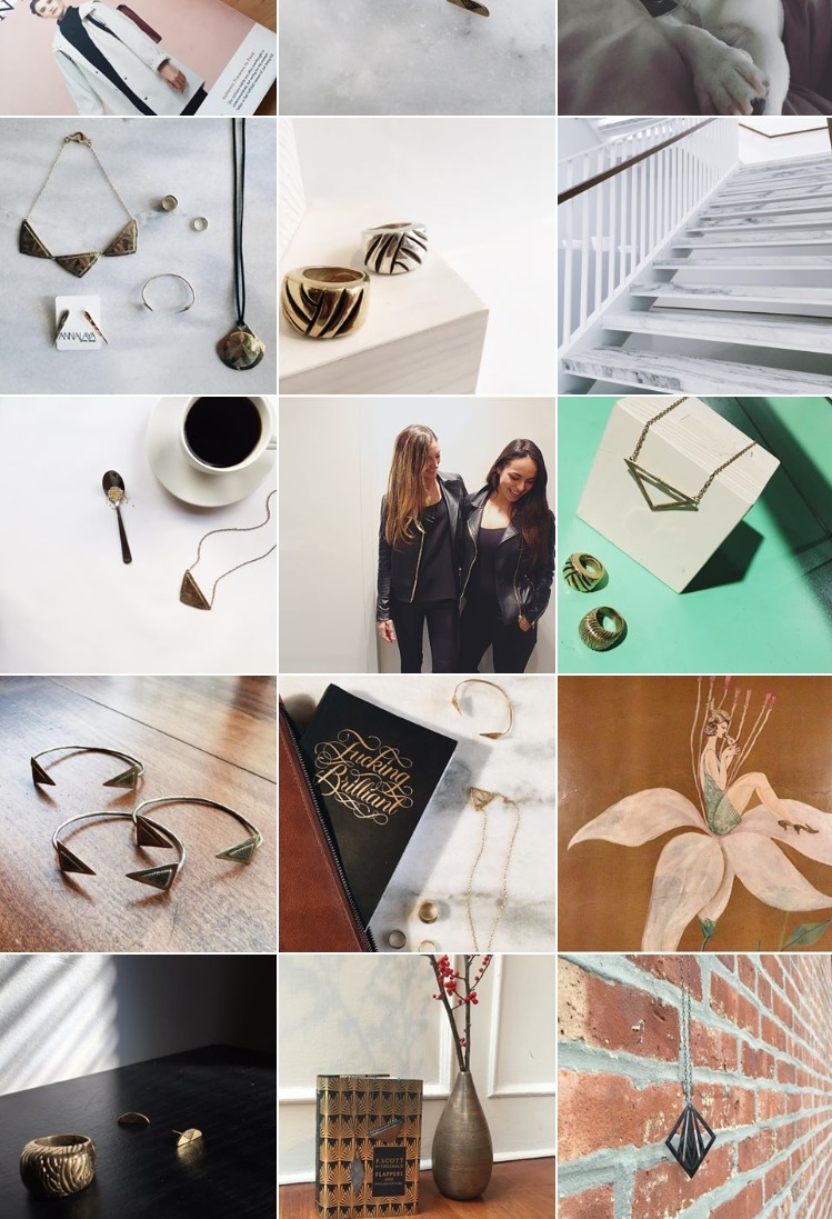 INDEPENDENT JEWELRY DESIGN CAMPAIGN