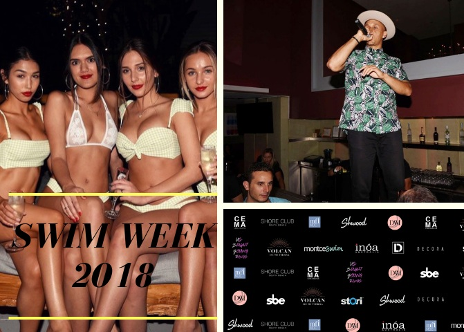 In collaboration with the directed art modern and the shore club miami, cema creative produced an interactive fashion/art show for miami swim week; including a live performance by hip hop artist ~ decora. the event included a fashion presentation with montce swim and an art showcase with shawn kolodny and miss anelia.
