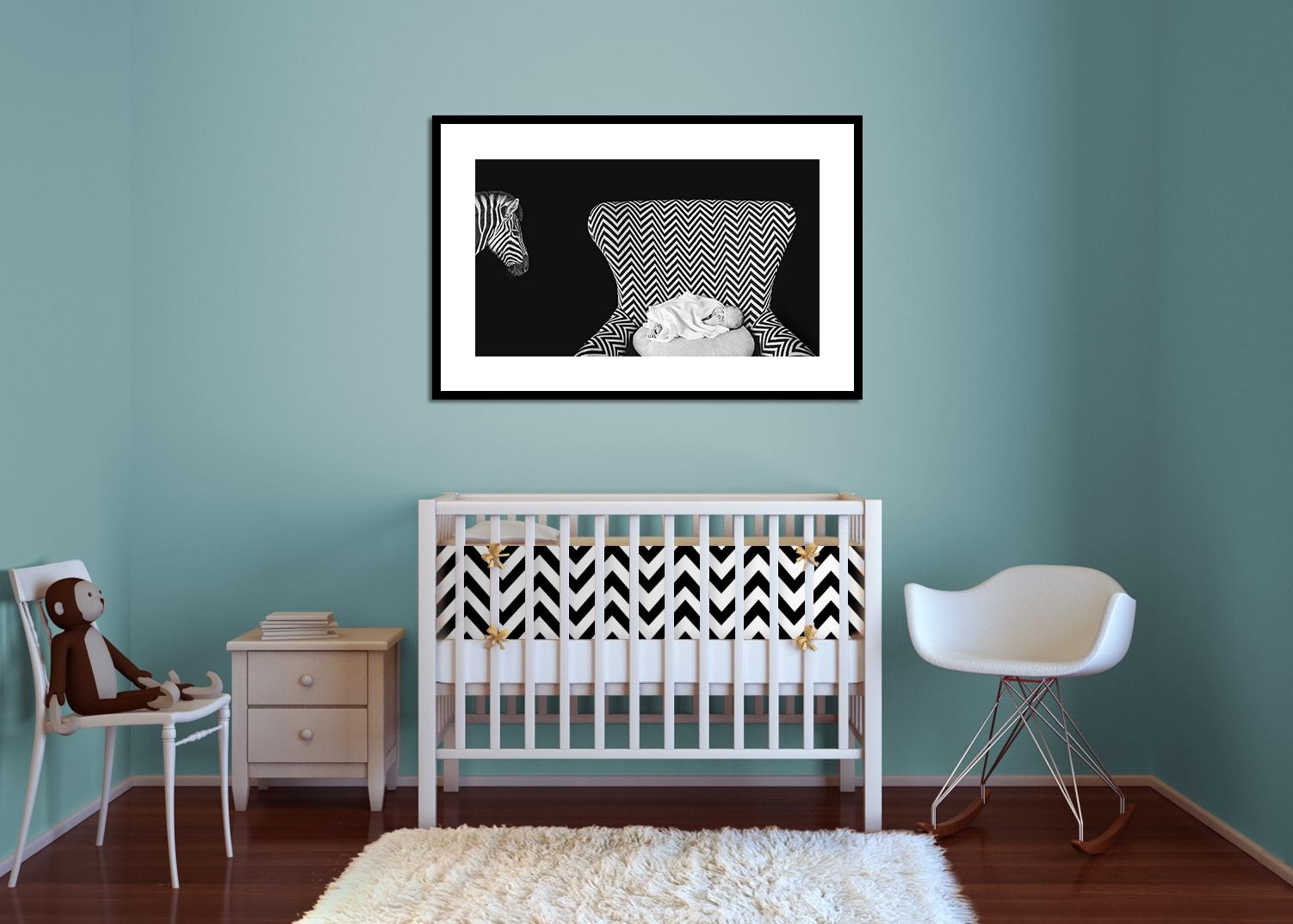 """Custom Framed 23x40"""" Fine Art Print"""