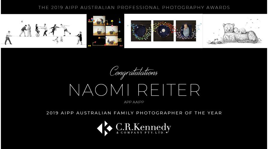 AIPP Australian Family Photographer of the Year