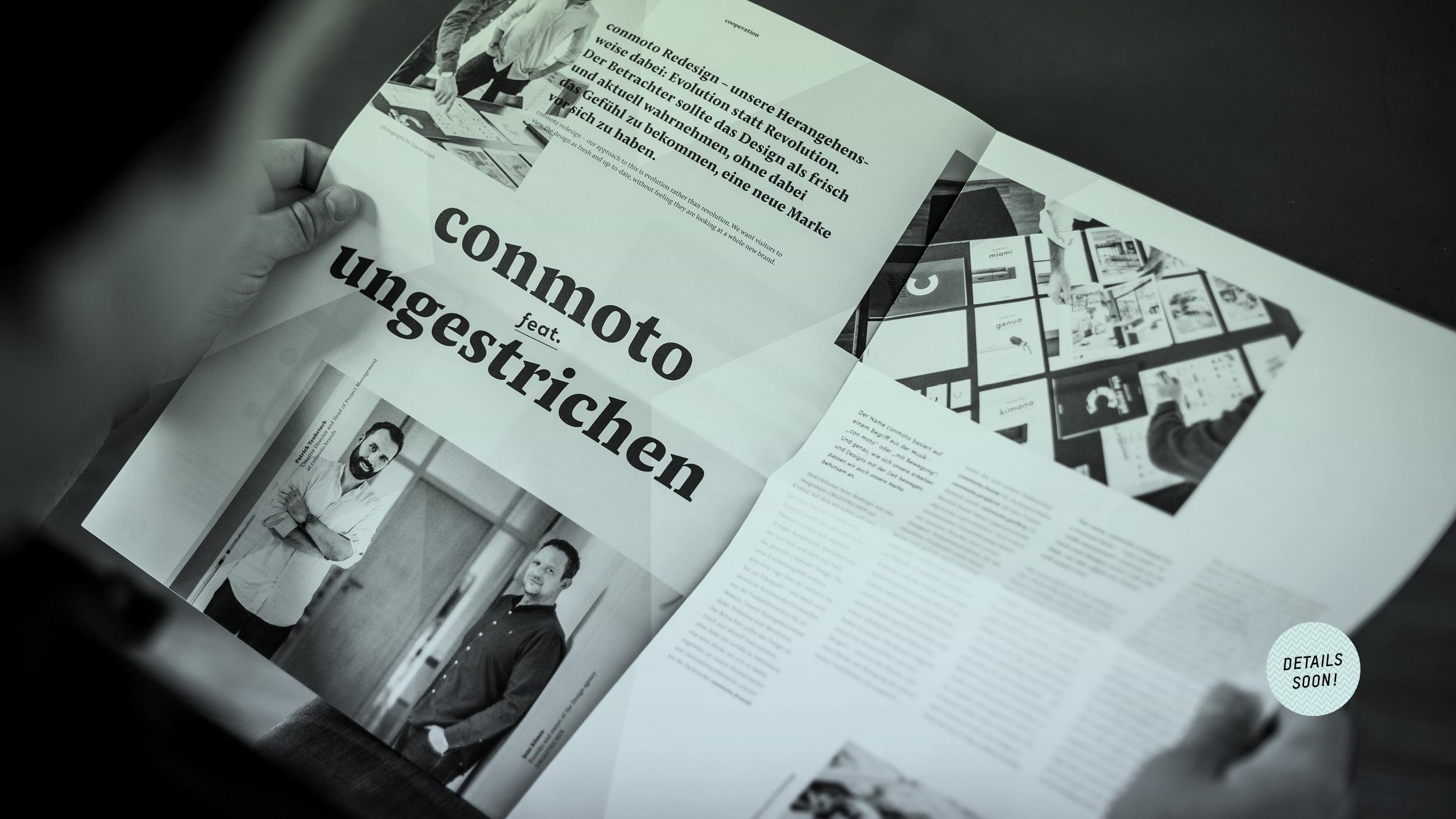 UNGESTRICHEN Buero fuer Kommunikationsdesign_start_kooperation_UNGESTRICHEN im neuen conmoto magazin backstage_01.jpg