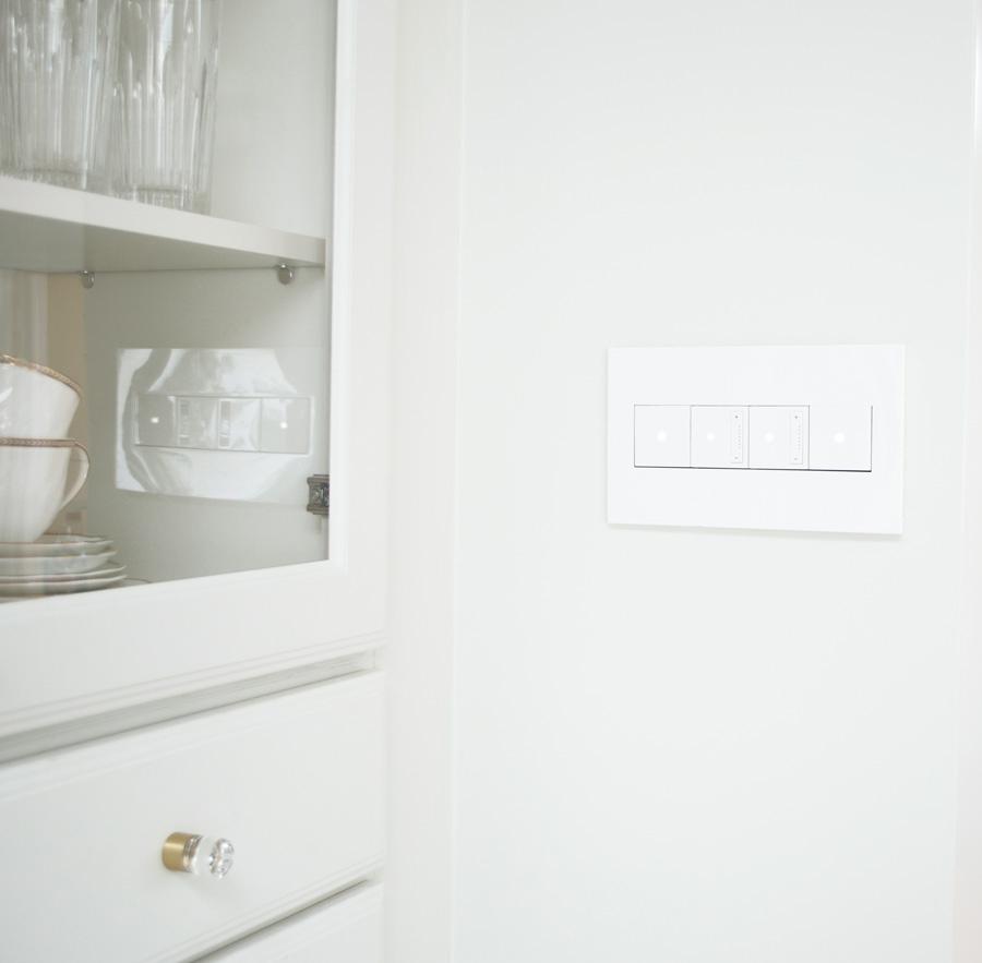 Legrand's Adorne series lighting controls