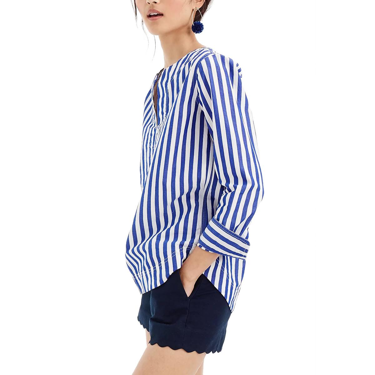 jcrew striped tunic top.jpg