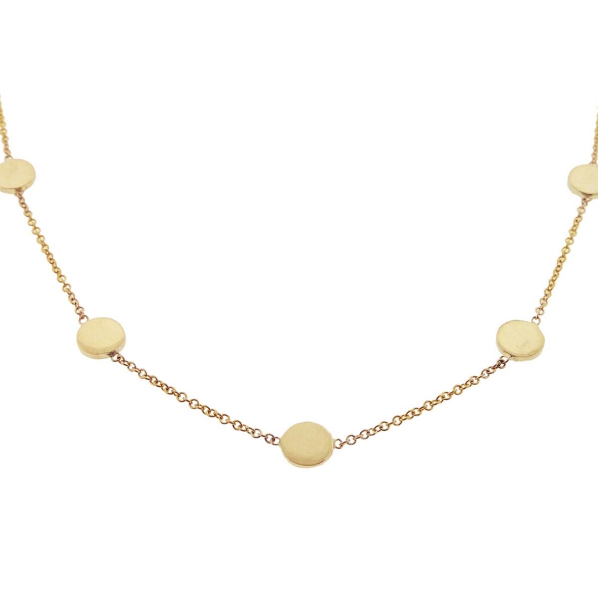 ylang gold disk station necklace.jpg