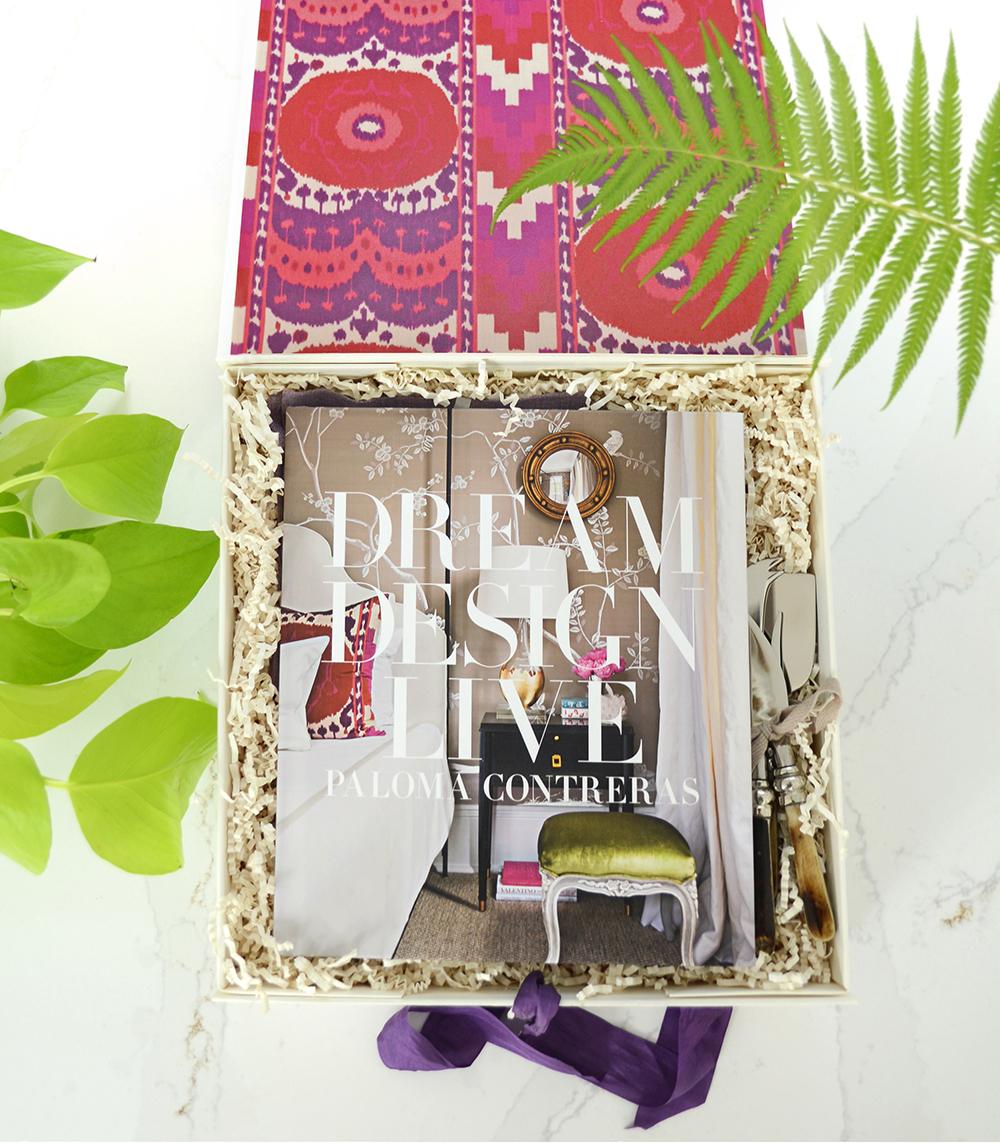 Dream Design Live, is Paloma Contreras' incredible new interior design book