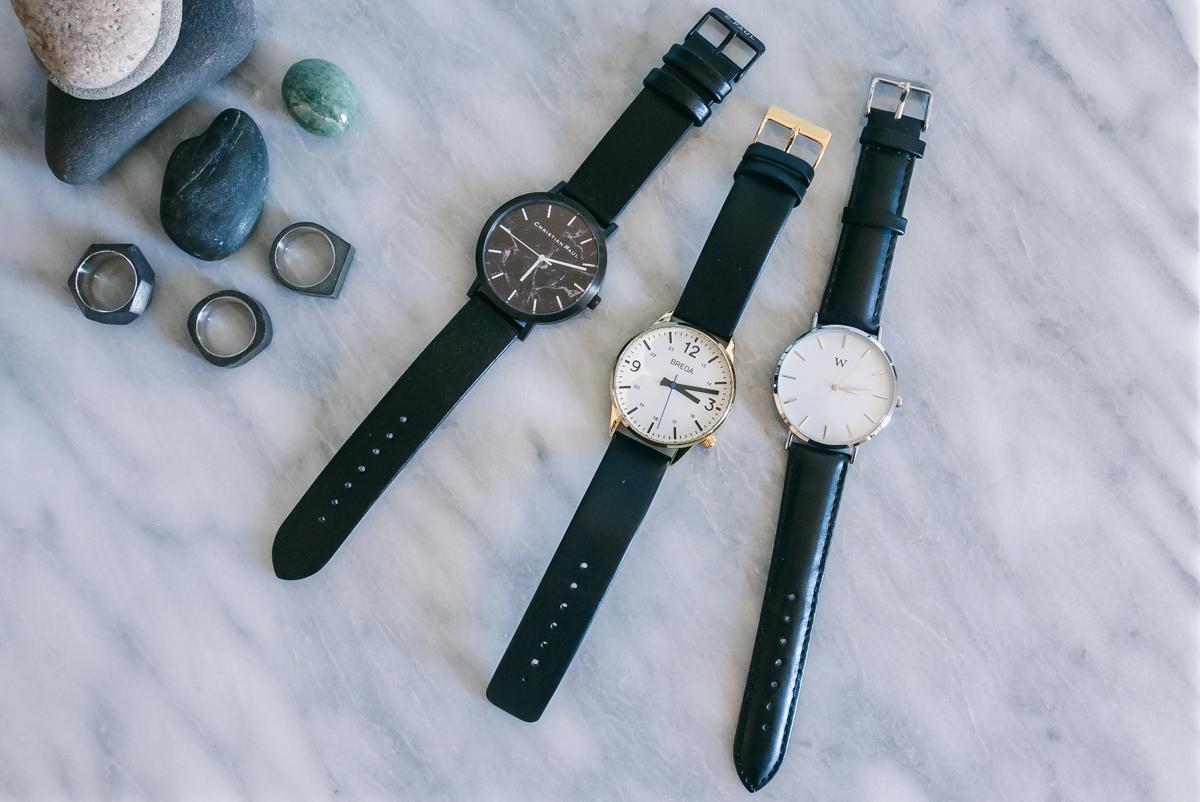 Featuring three minimalist watch brands -   Breda ,   Christian Paul ,  and  Wanderlust