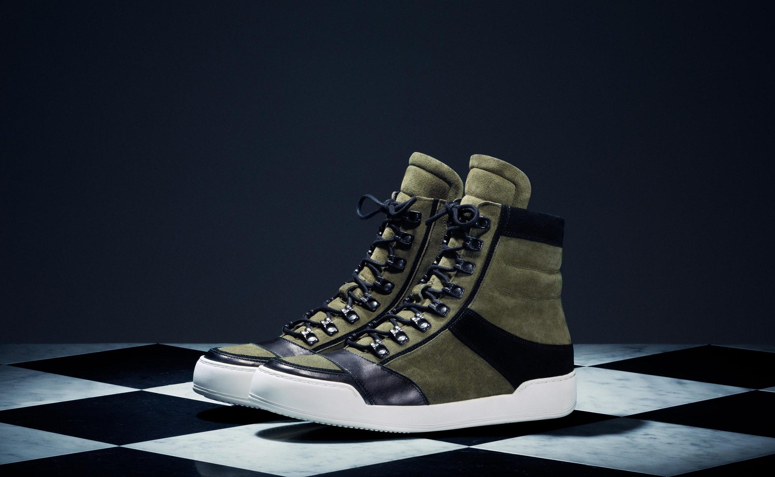 Suede Boots - $99