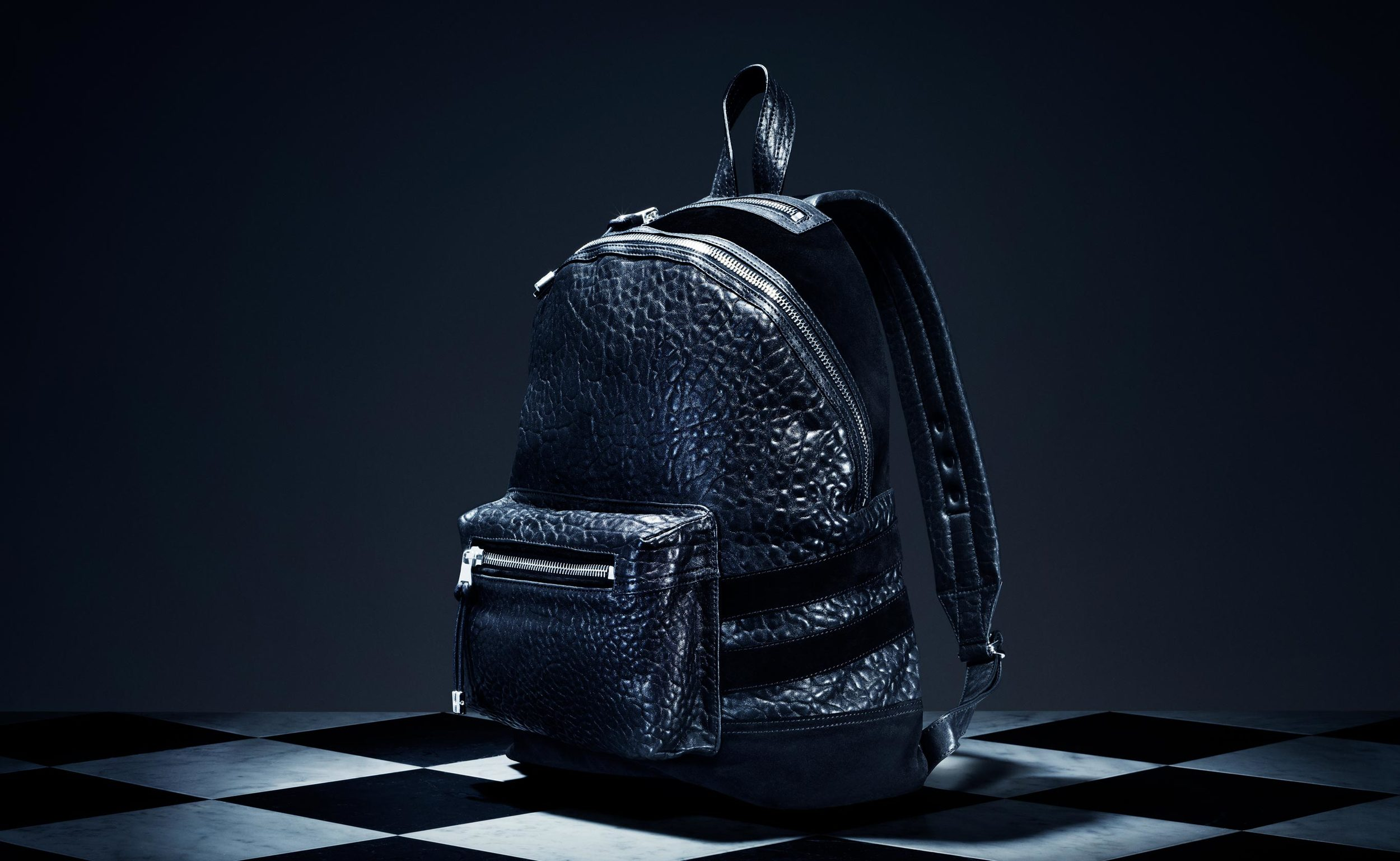 Leather Back Pack - $299