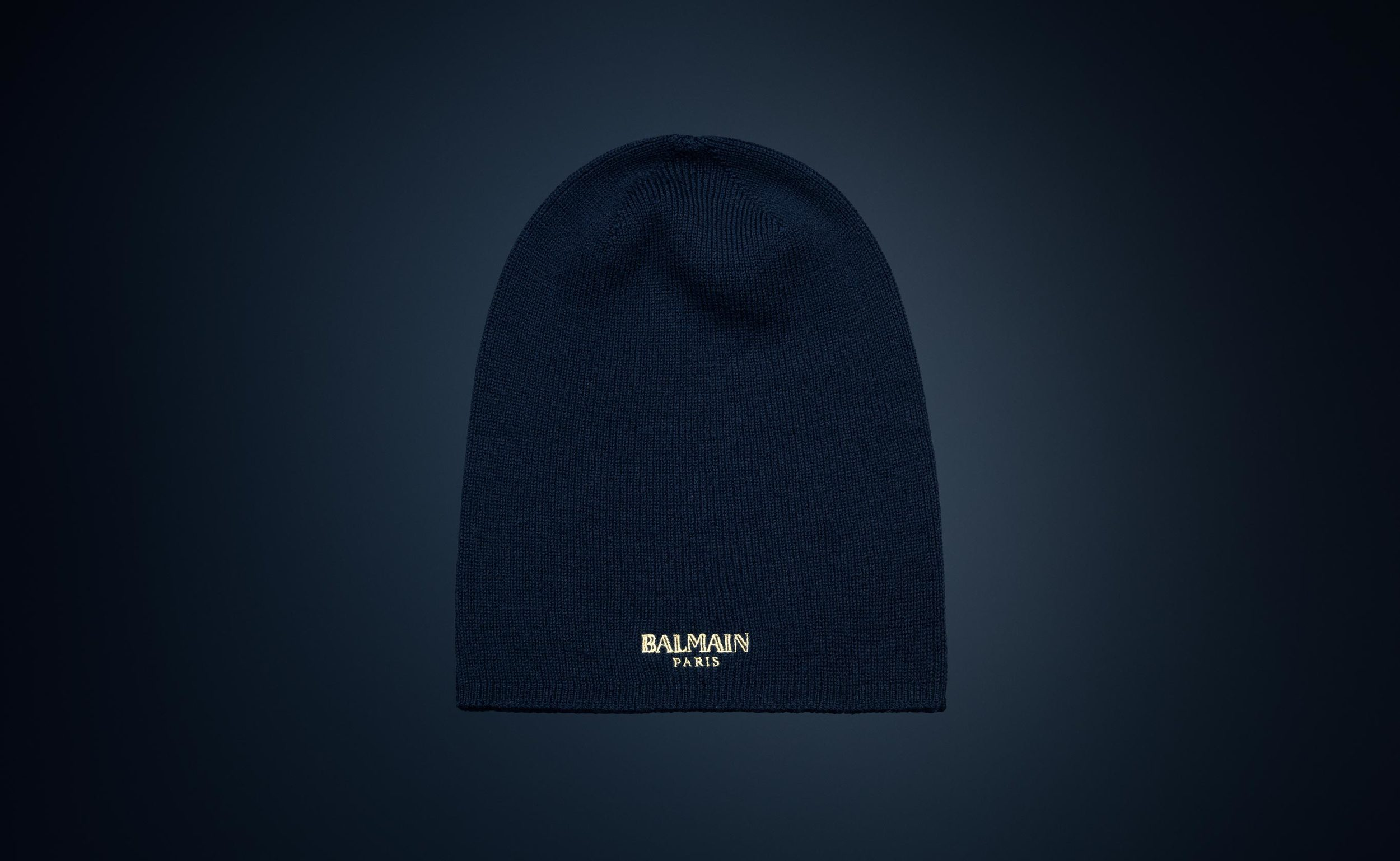 Ribbed Wool Hat - $17.99