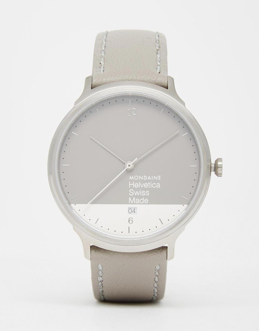 Men's Minimal Mondaine Watches