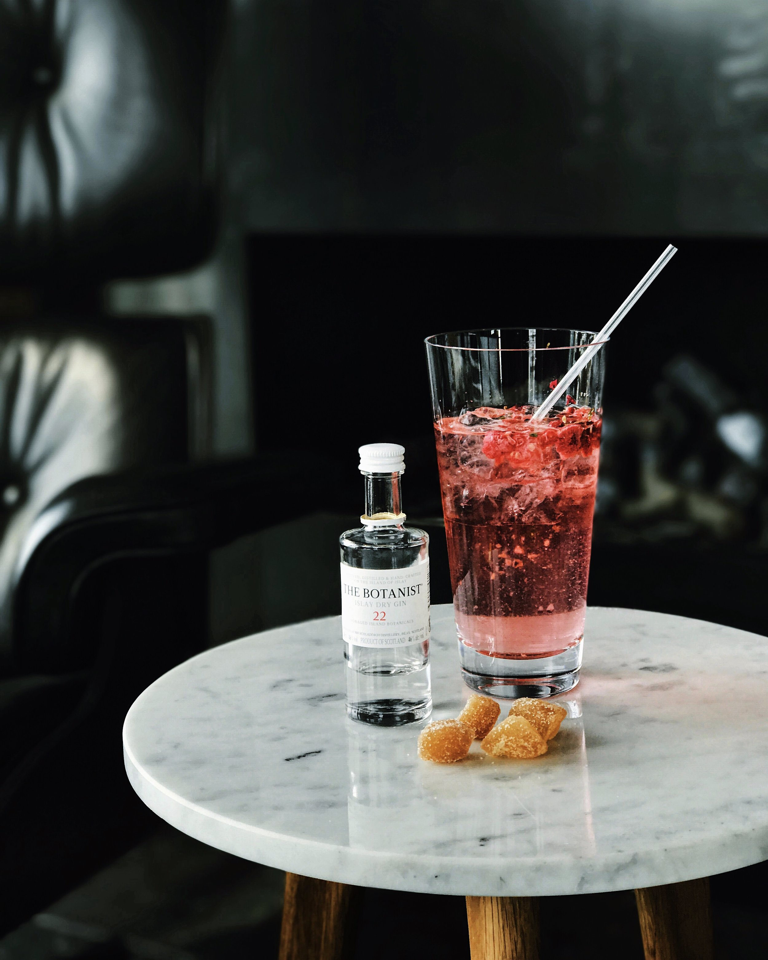 The best gin & tonic,on-the-go - Straight from Mini Bar Box.