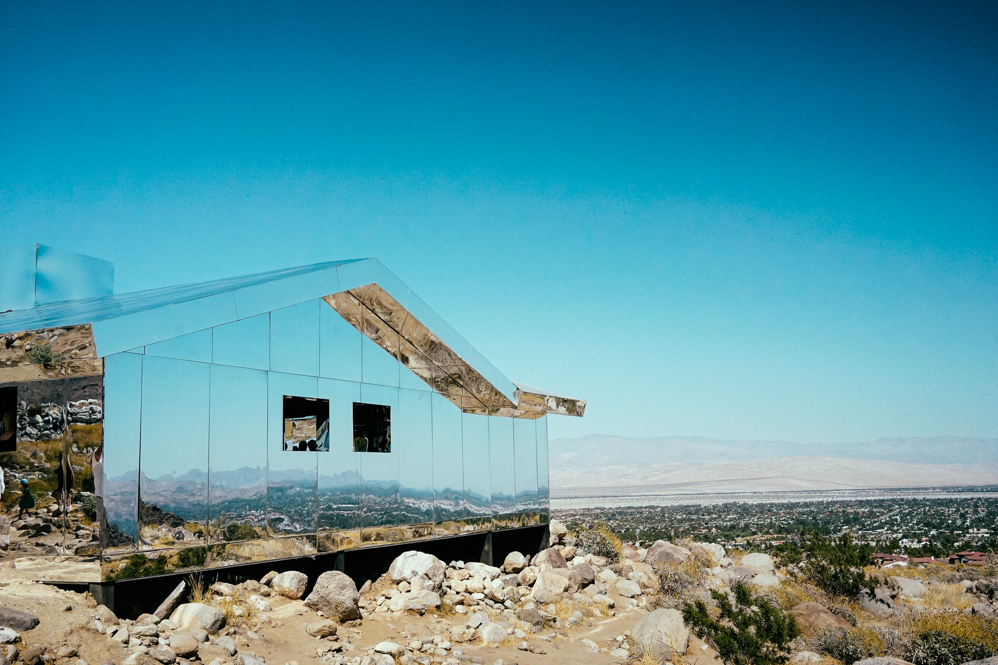 MIRAGE - by Doug Aitken