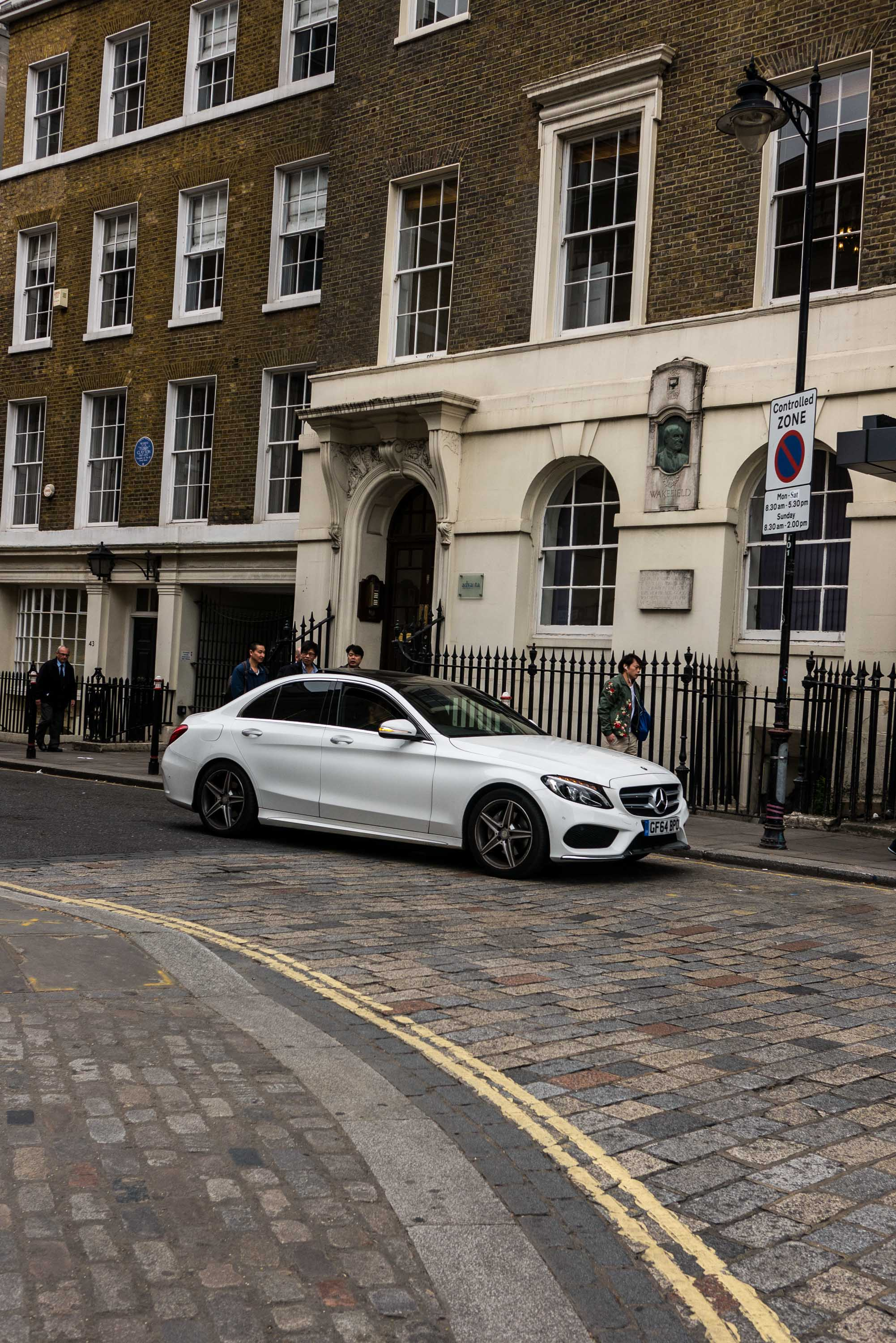 Uber is a very accessible and affordable way to travel through the densely compacted city of London. -