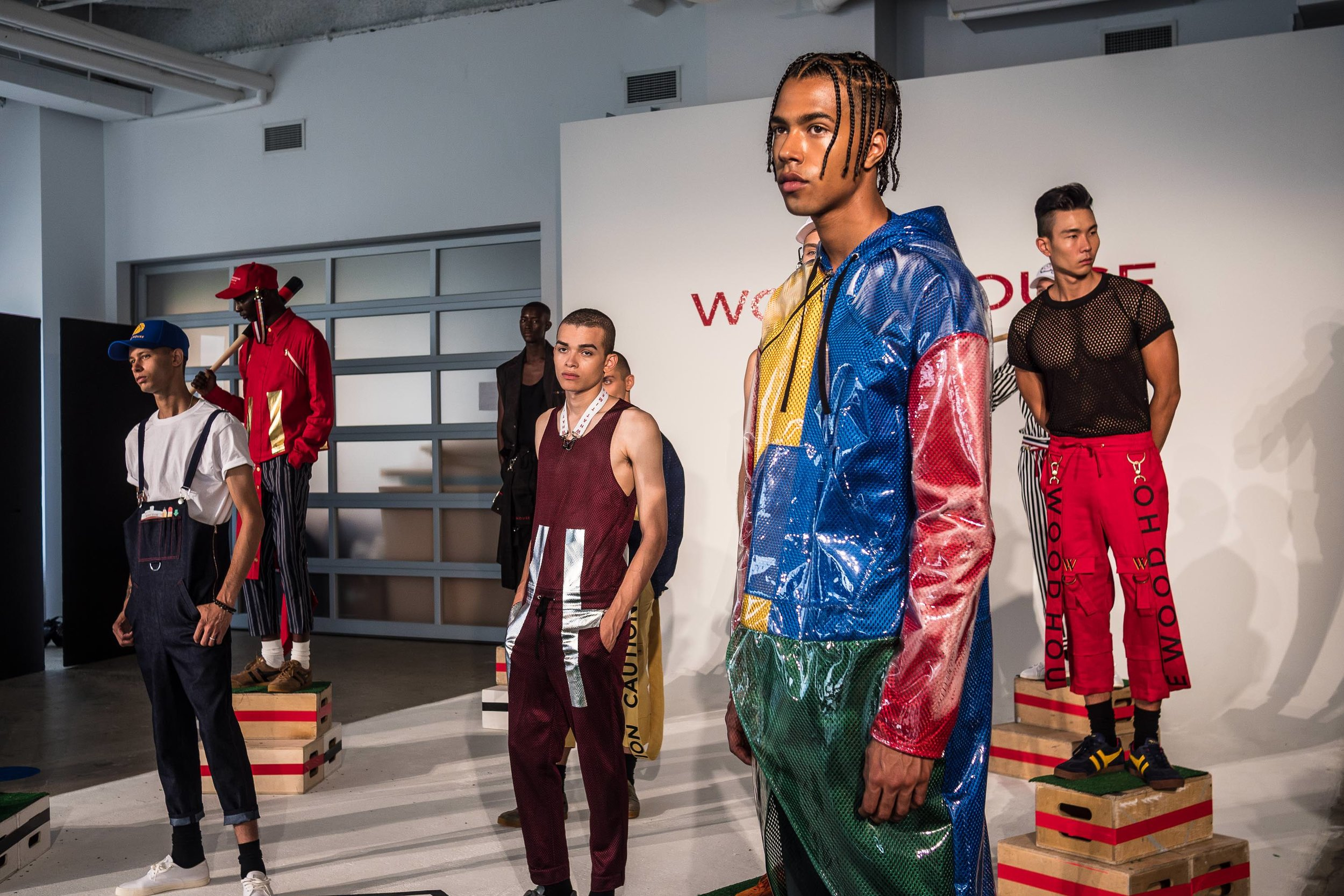 Woodhouse SS18