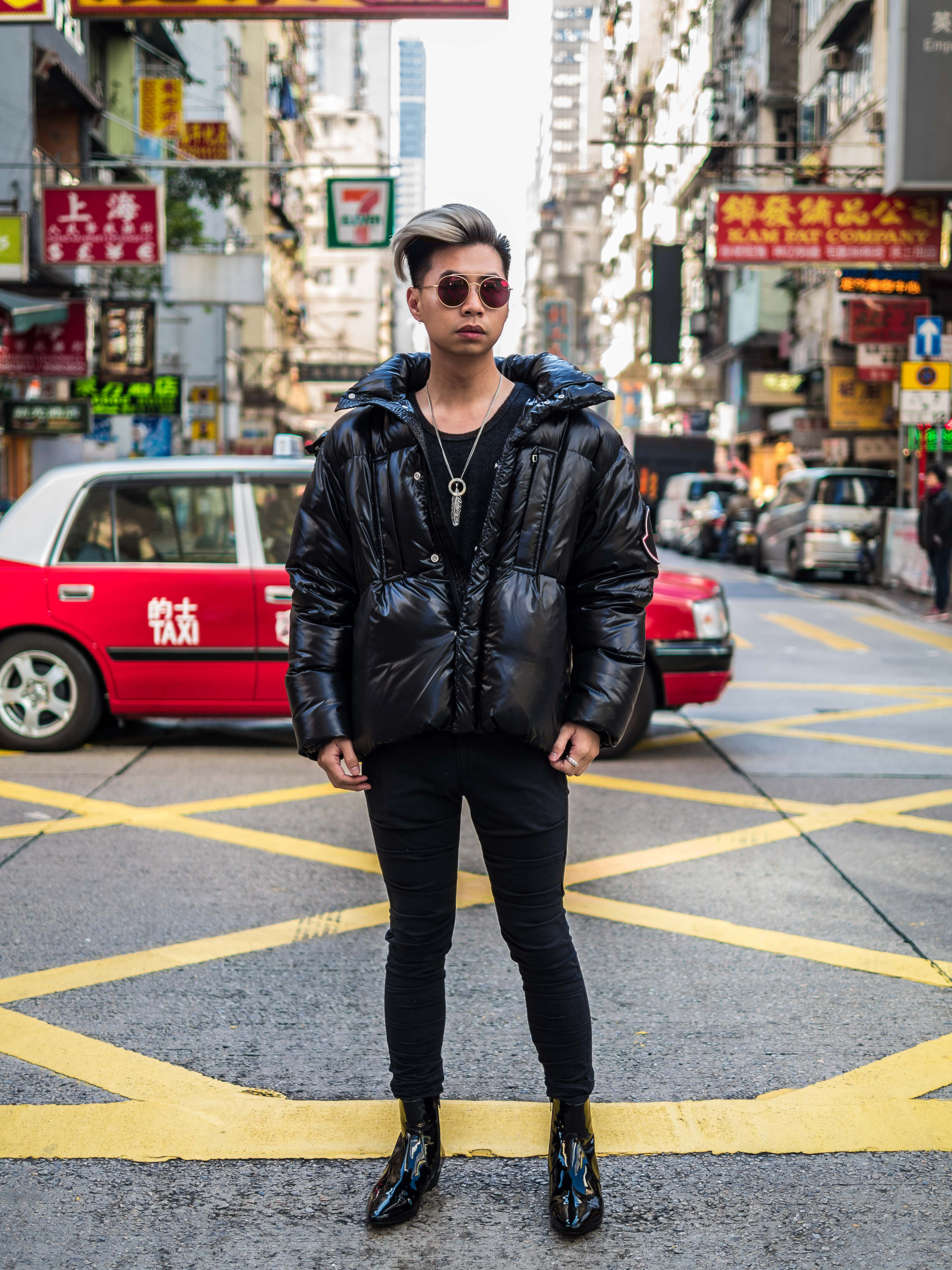 The only and only puffer jacket you'll be needing this winter season. - My Hong Kong moment with Moncler.