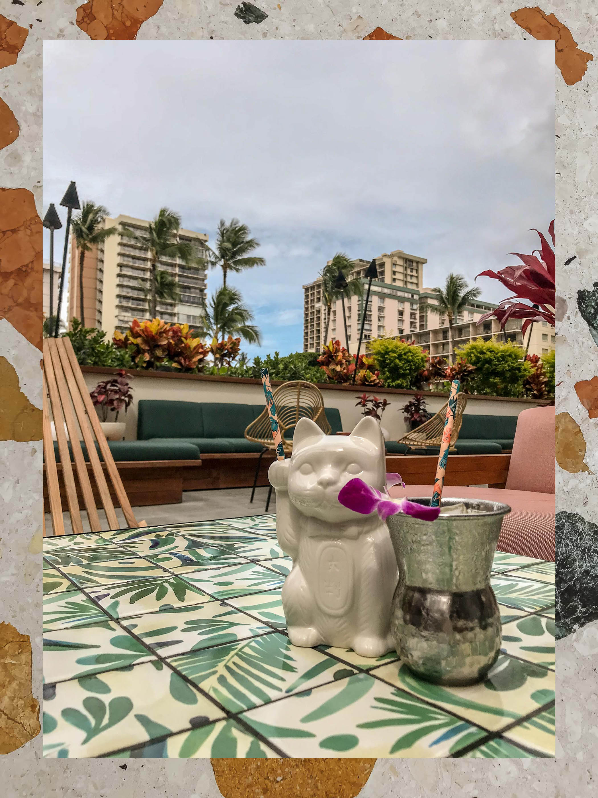 Looking for a vacation from your vacation? A hotel home that comes complete with a Lanai? - Look no further. It starts here at The Laylow.