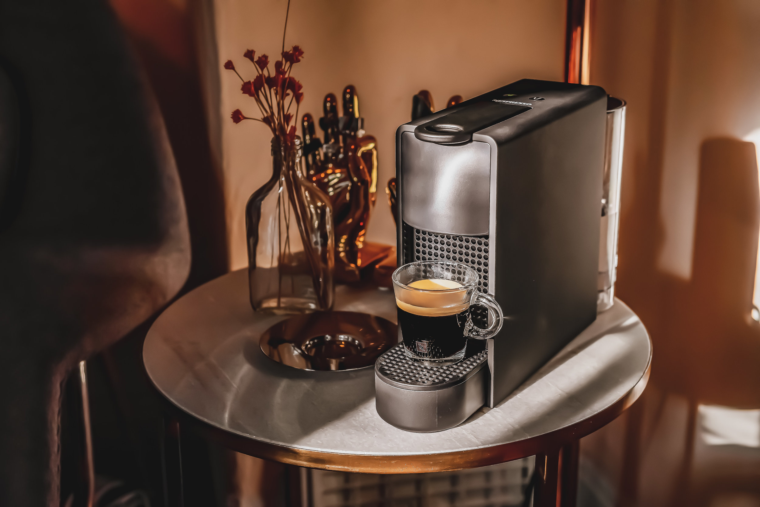 The One Gift You (and Your Loved Ones) Need - THIS HOLIDAY SEASON IS: The Nespresso Essenza Mini Machine