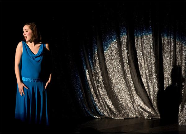 Cabaret am Amherst College. Foto © Sam Masinter