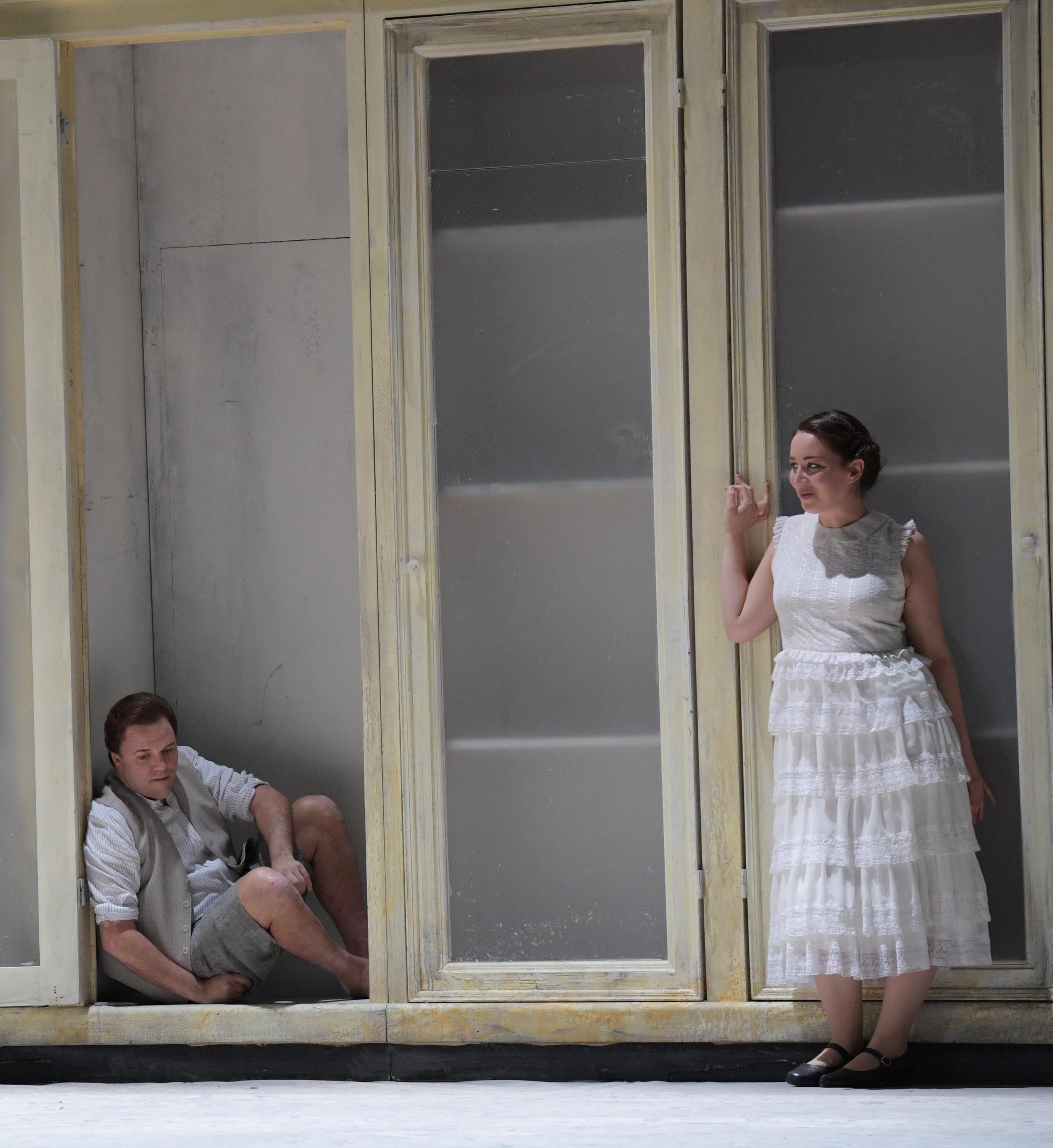 Daphne an der Oper Frankfurt. Foto © Barbara Aumüller