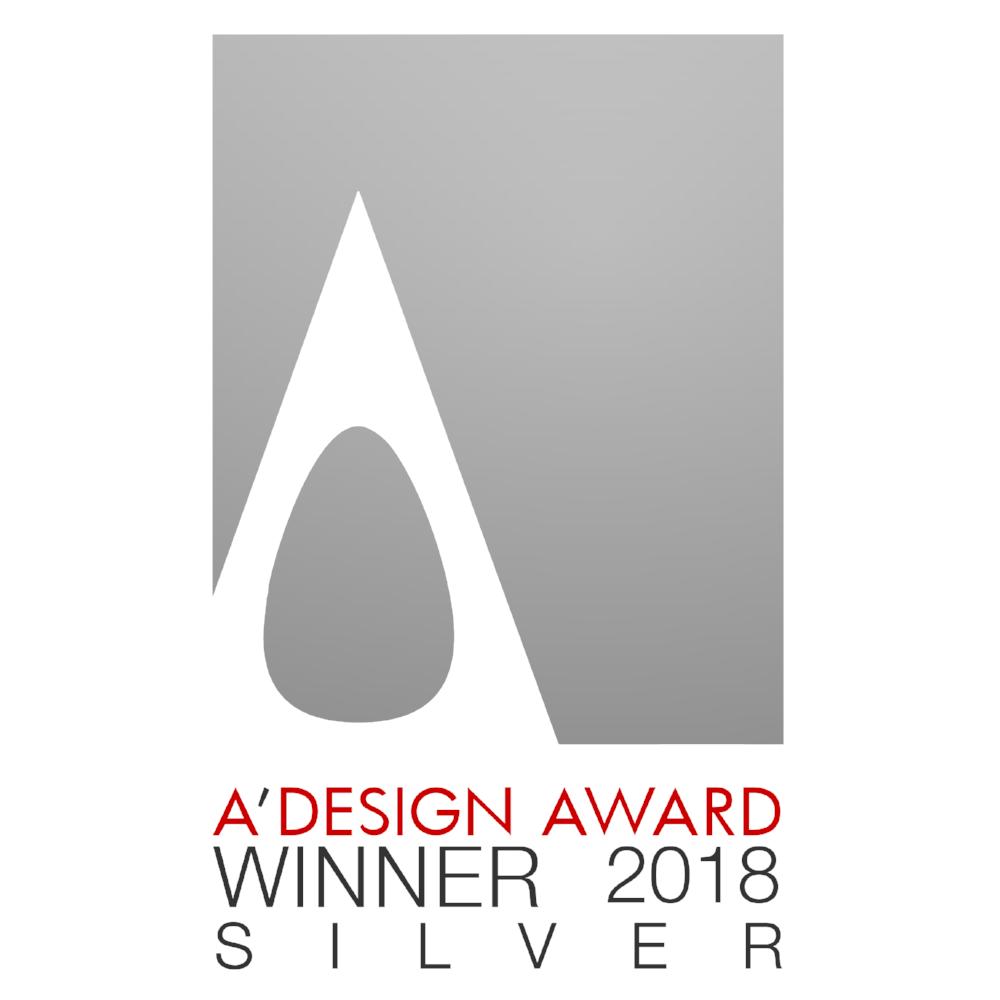 Silver A' Desgn Award
