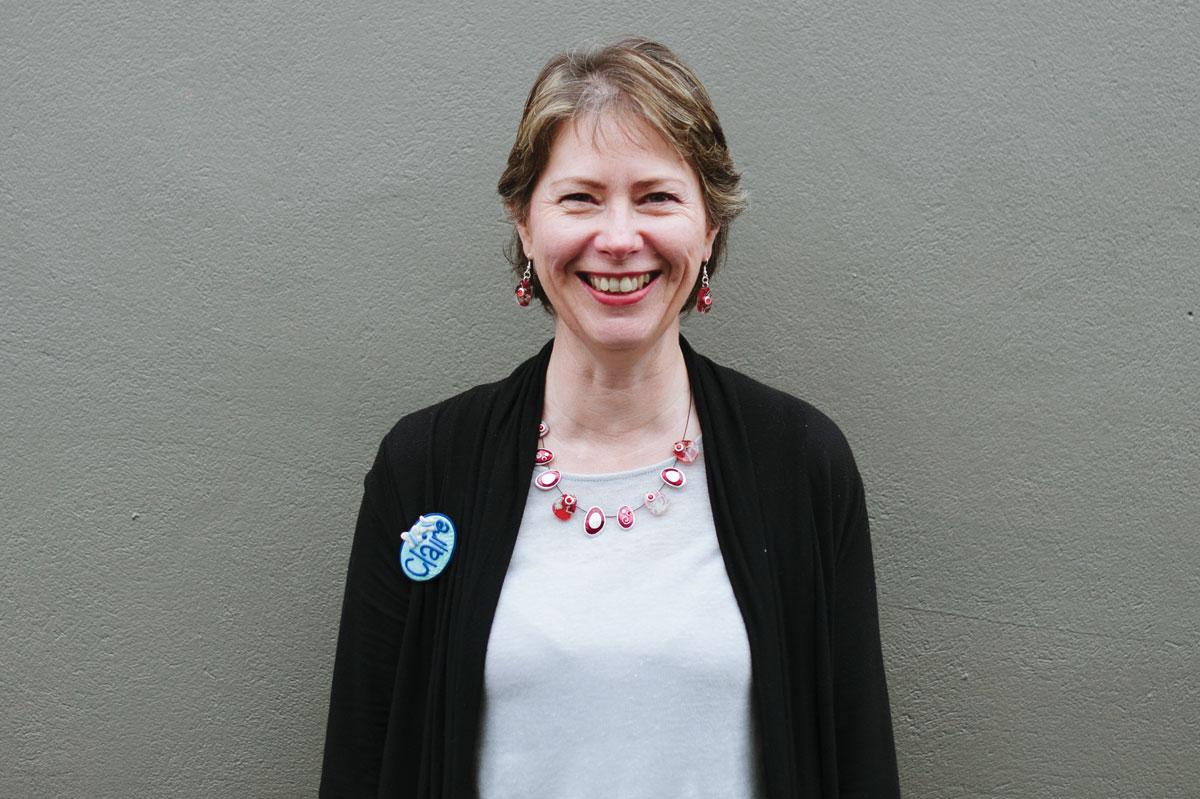 Children's ministry  Claire Gerrard