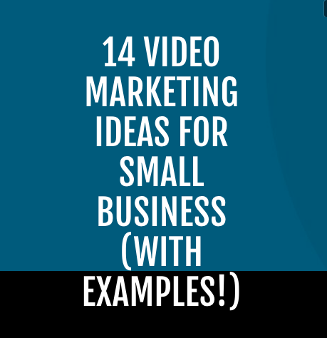 14 Video Marketing Ideas For Small Business (With Examples!) - You just got home from grocery shopping. It's three days before Christmas and you're hosting. Your car is full to the brim...