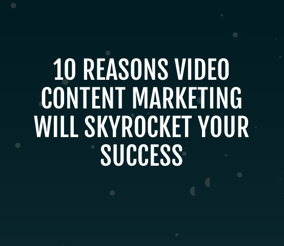 10 Reasons Video Content Marketing Will Skyrocket Your Success - Marketing can seem more like a game of Chess than the game of Checkers you were promised. How often have you felt cheated out of money with advertising promises?