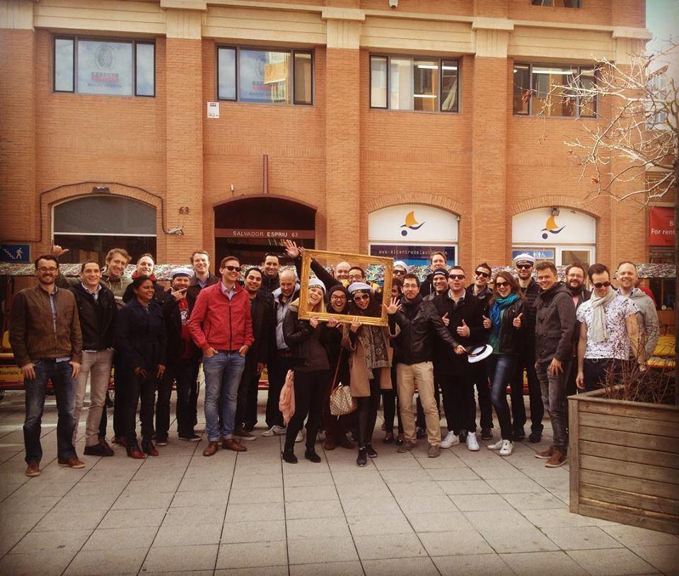 Team Building Escape Room Barcelona