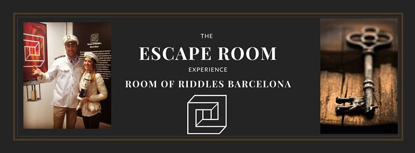 Room escape Barcelona