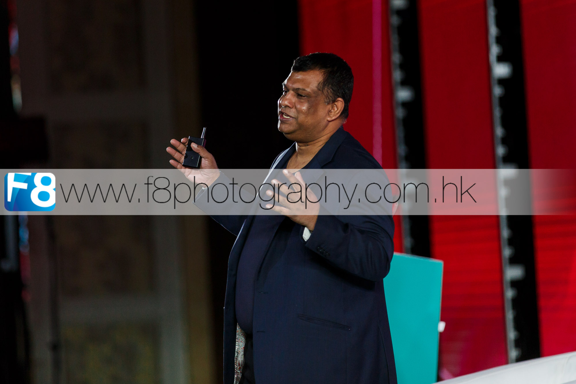 Founder of Air Asia Mr Tony Fernandes.