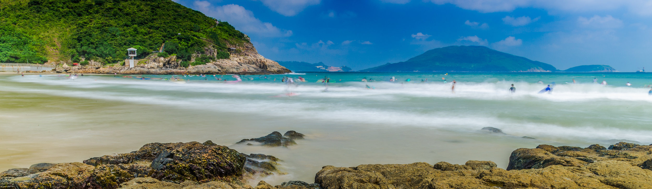 Big Wave Bay, Hong Kong