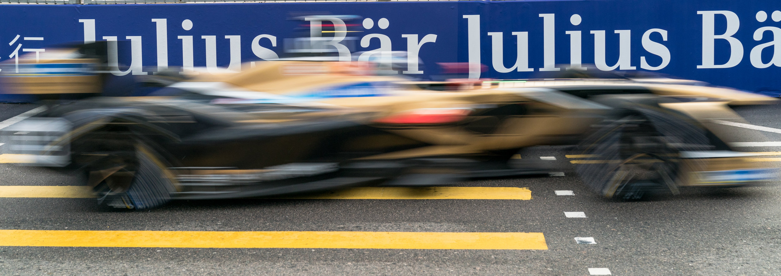 Julius Baer, Global Sponsor, Formula E.