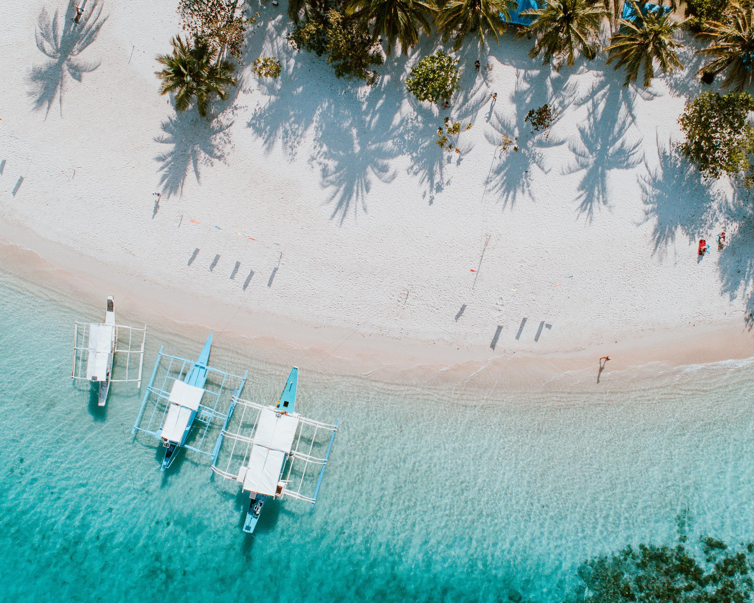 Pass Island, Coron, Philippines