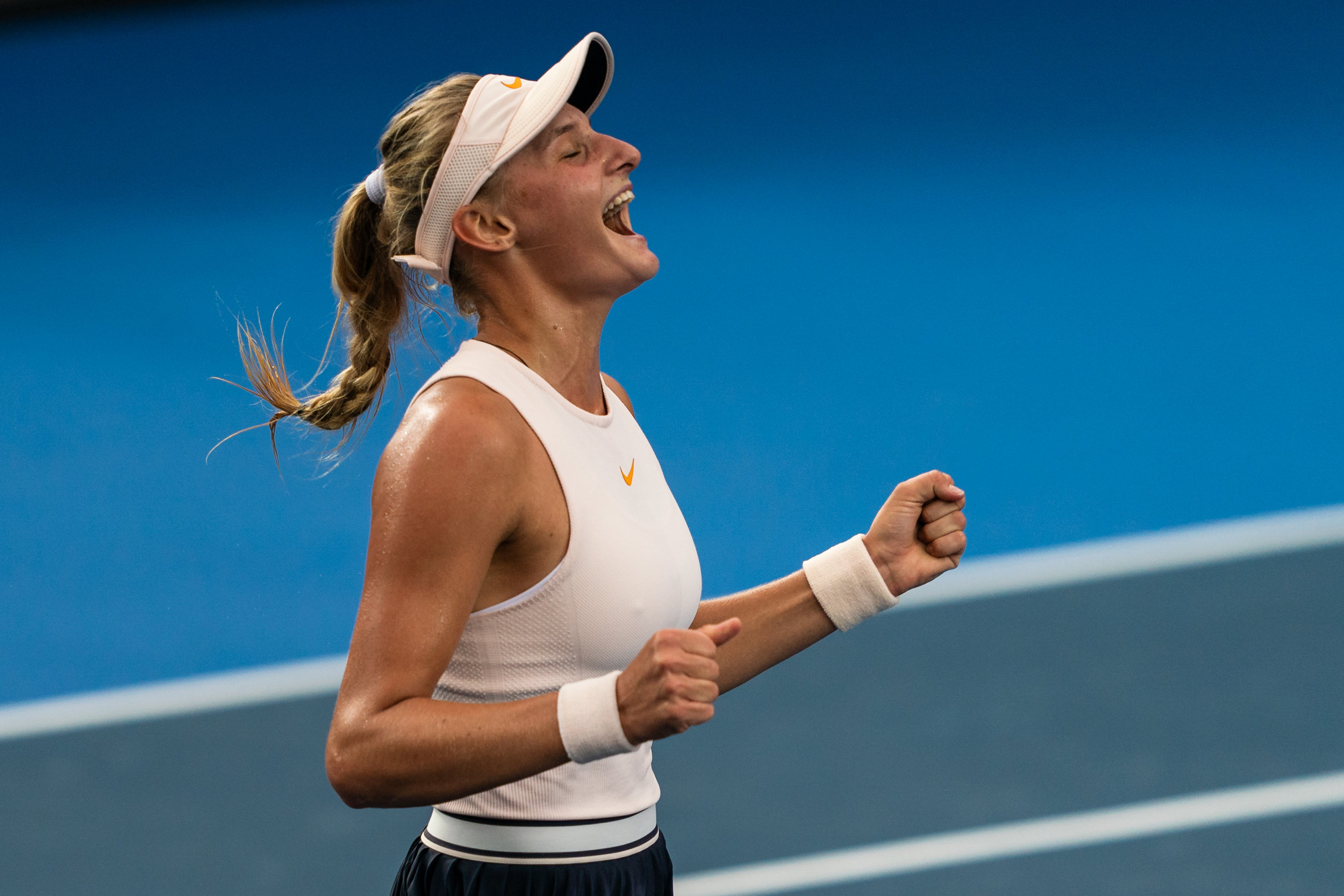 Dayana Yastremska, Prudential Hong Kong Tennis Open Champion 2018
