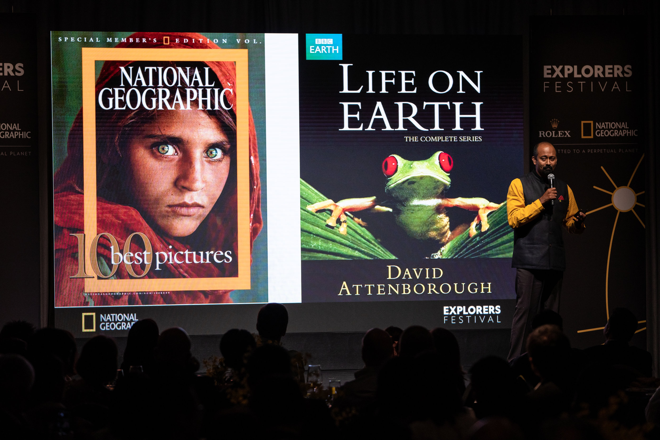 National Geographic Explorers Festival