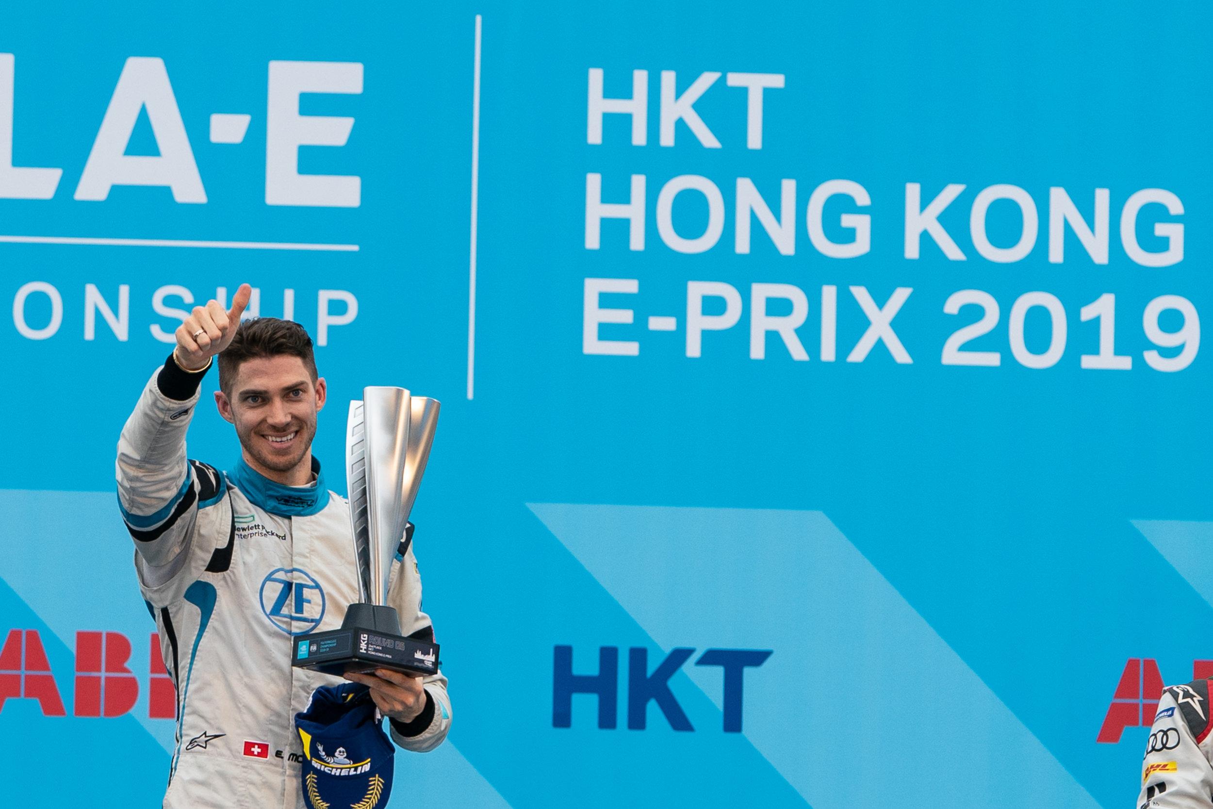 Formula E, Hong Kong 2019
