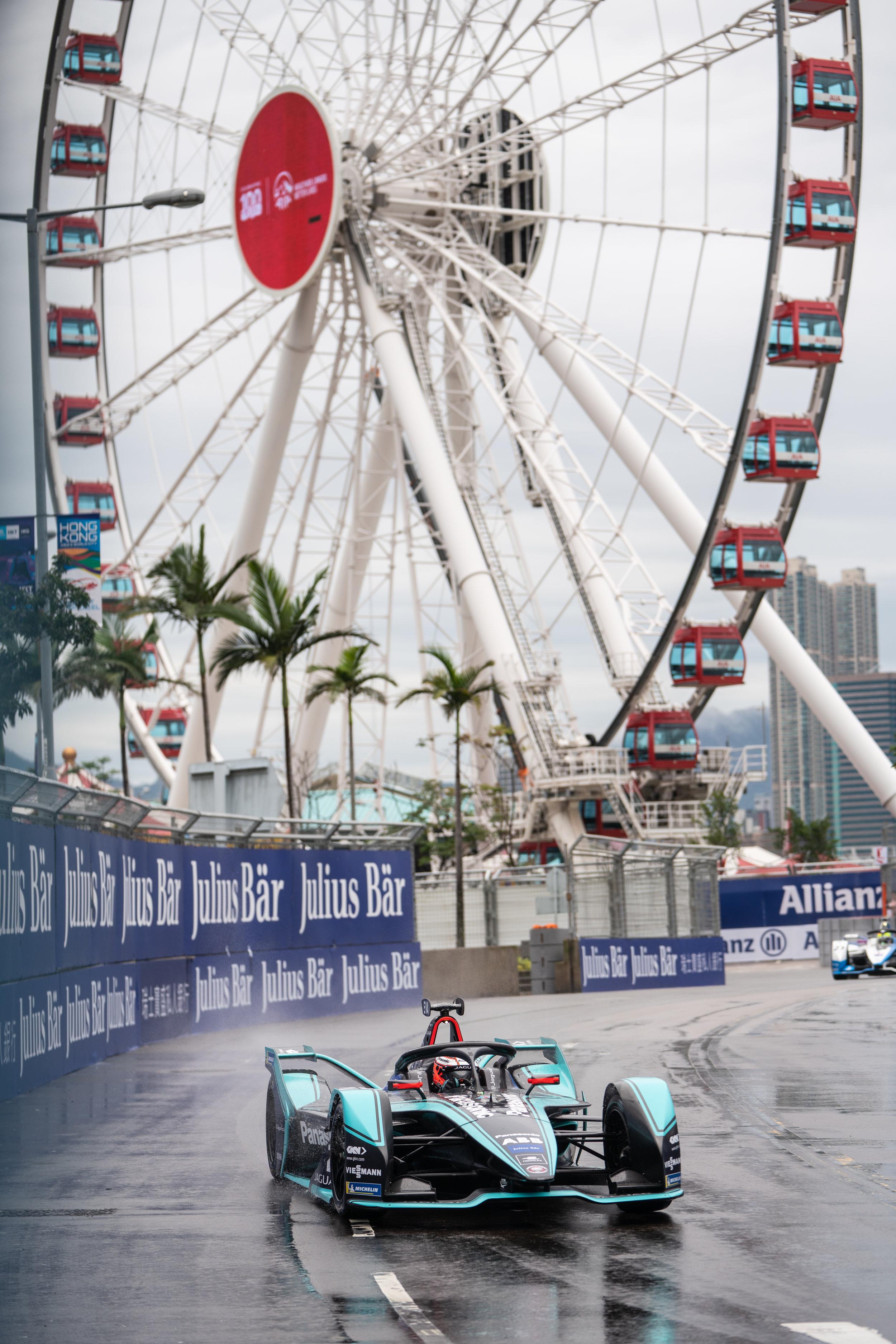 Formula E , Hong Kong