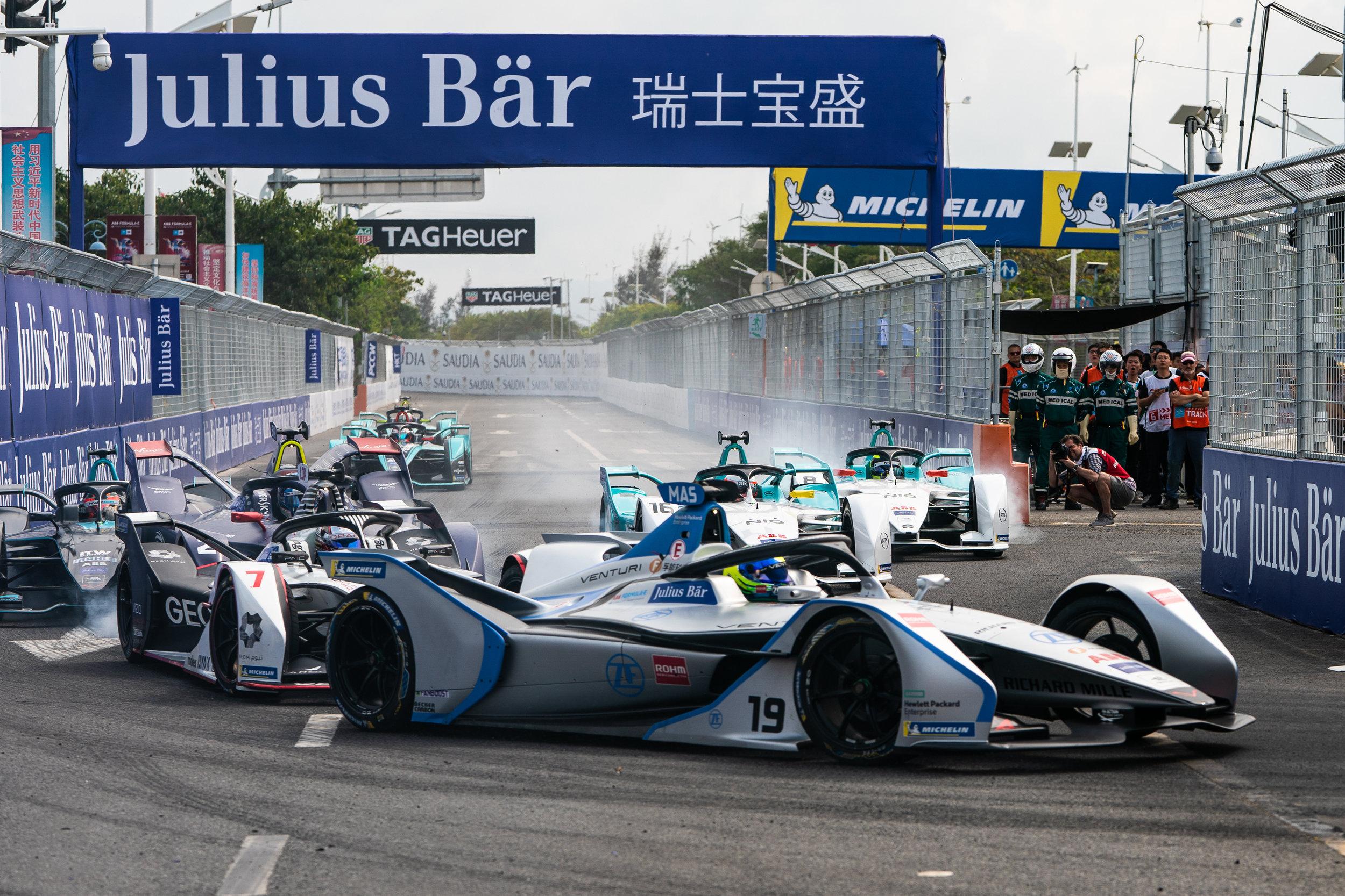 Formula E Race 6, Hainan Island, Sanya