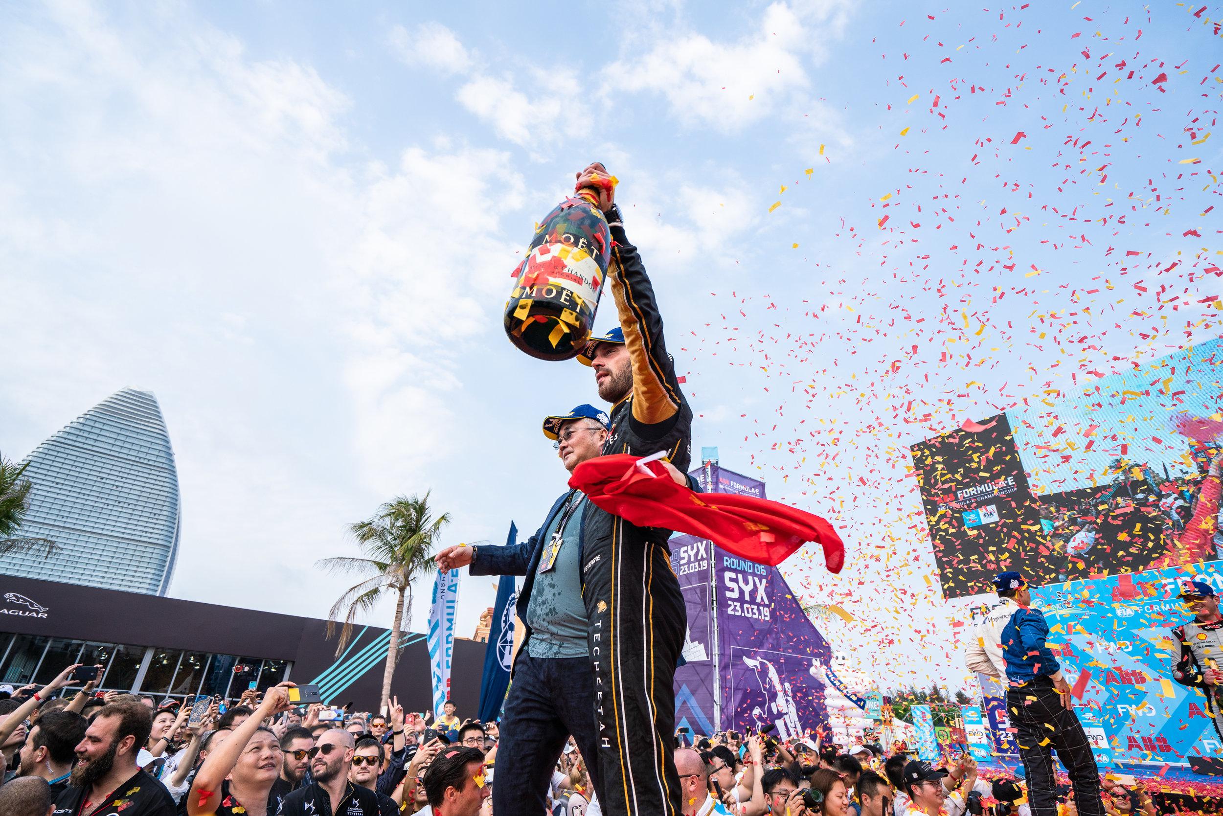 Sanya Formula E prix, Hainan Island