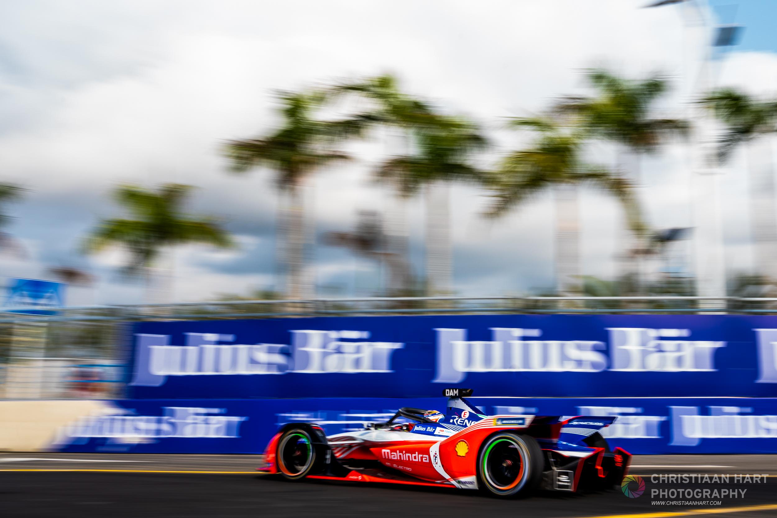 Julius Baer, Global Sponsor for Formula E
