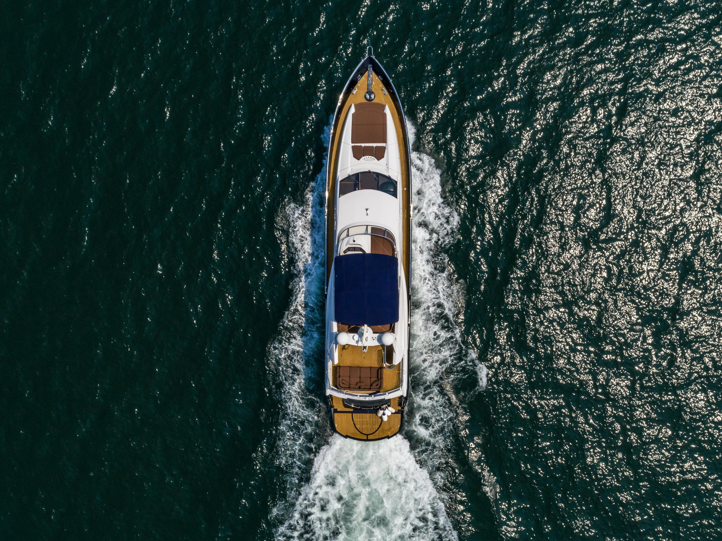 Sunseeker Yacht, Hong Kong