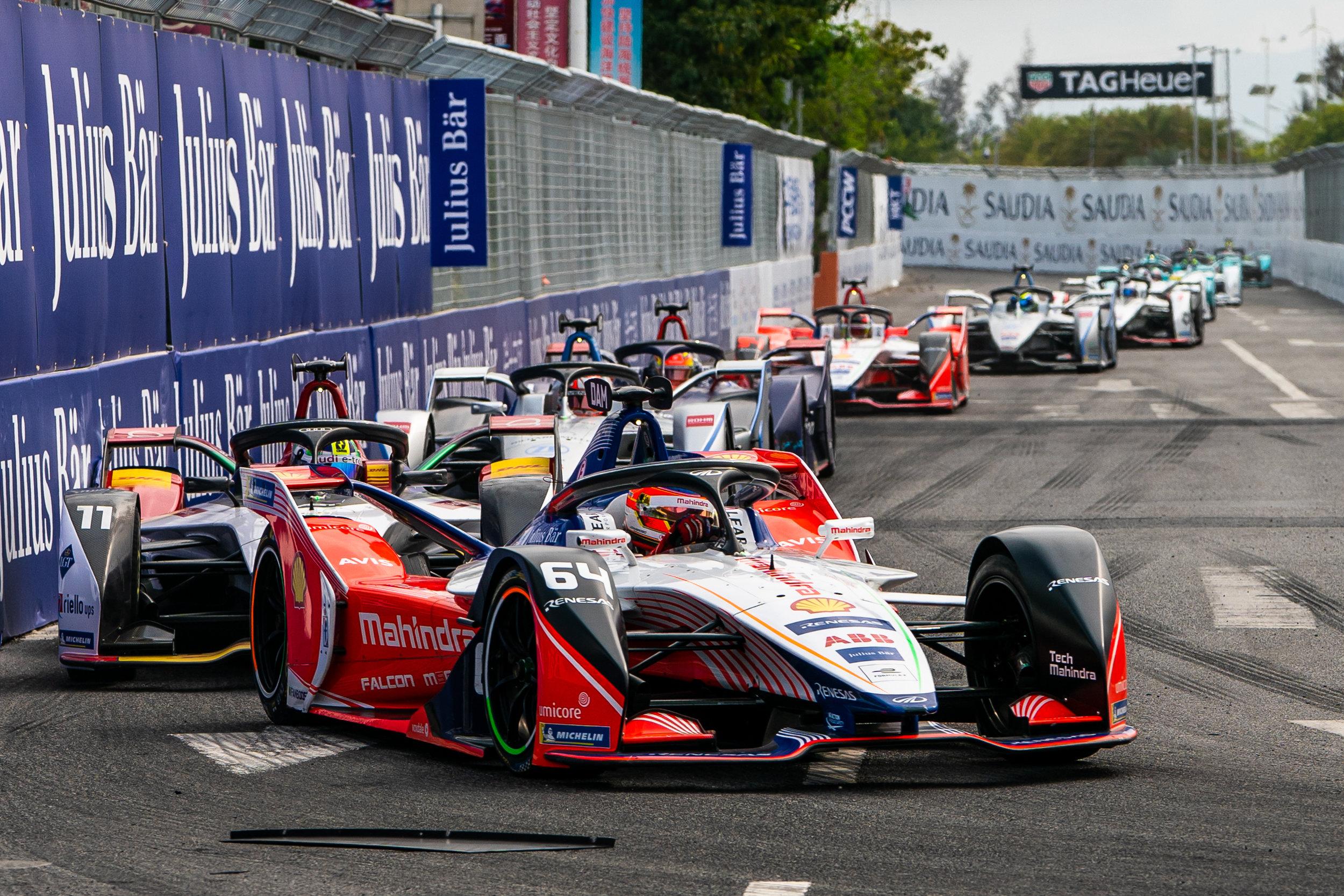 Formula E, Sanya, China