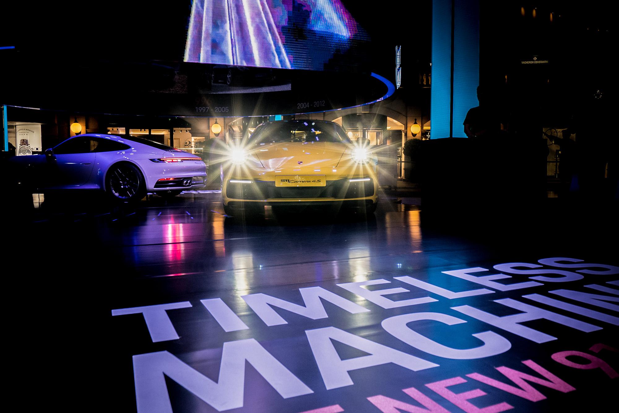 Porsche Hong Kong launch