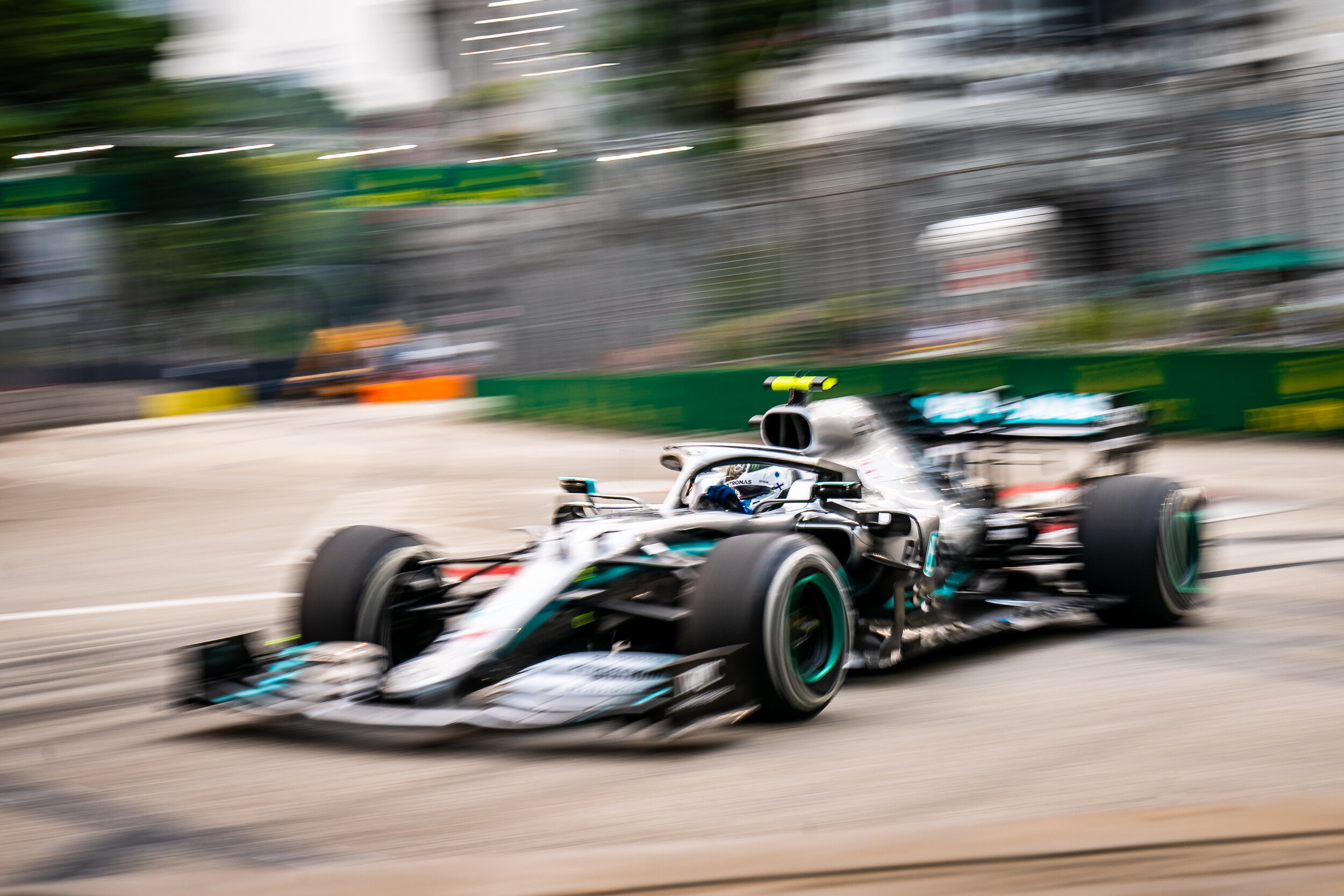 Lewis Hamilton, Singapore Formula 1