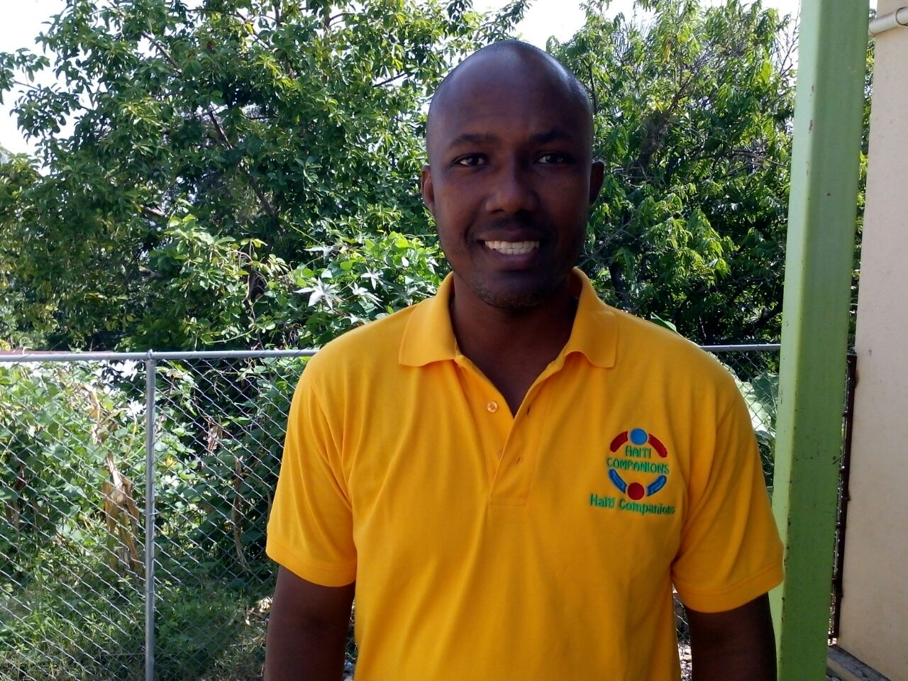 Frantz Codio, MD, Haiti Country Director