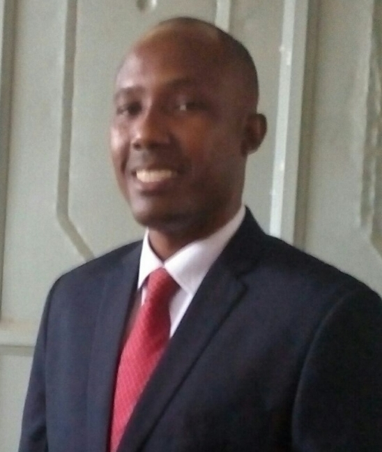 Dr Frantz Codio, MD, Haiti Country Director
