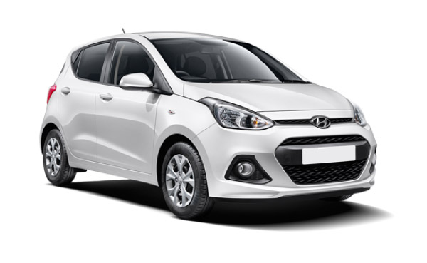 Hyundai I10  As from 20€/day