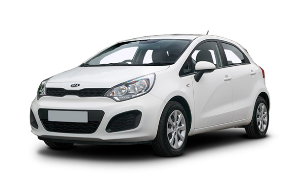 Kia Rio  As from 30€/day